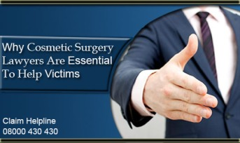Why Cosmetic Surgery Lawyers Are Essential to Help Victims?